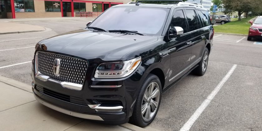 Lincoln Navigator – Best Window Tint ONLY~ 3M Crystalline USA